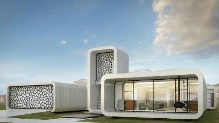 I 5 edifici stampati in 3D più incredibili della Galassia