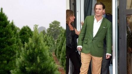 Le 10 cose a cui somiglia il look di Johnny Depp