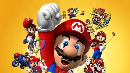 Super Mario compie 30 anni, l'evoluzione dell'idraulico più famoso