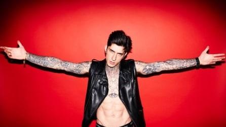 I 10 modelli tatuati più sexy al mondo