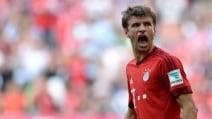 Bundesliga, Bayern Monaco-Augusta 2-1
