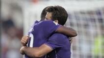 Serie A, le immagini di Fiorentina-Genoa