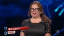 """Laura De Marchi a """"Tu si que vales"""" contro Mara Venier"""
