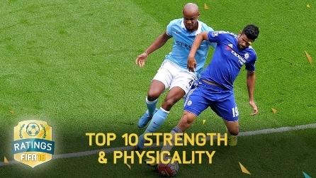 FIFA 16, la top 10 dei calciatori fisicamente più forti: comanda Akinfenwa
