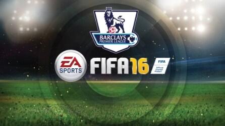 FIFA 16, i 20 migliori calciatori della Premier League: in testa non c'è Agüero