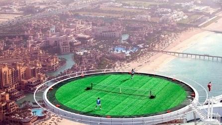 Passione tennis: i 10 campi più spettacolari del mondo