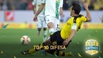 FIFA 16, i migliori 10 difensori: al secondo posto c'è Giorgio Chiellini