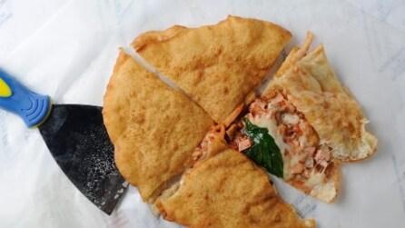 La pizza della Masardona, leggenda di Napoli