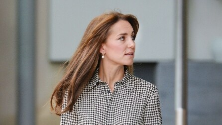 Il nuovo look di Kate Middleton