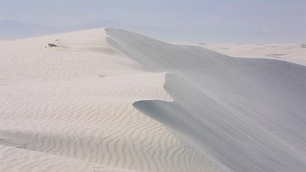 White Sands, il deserto più bianco del mondo
