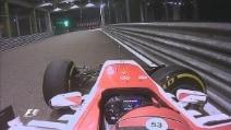 GP Singapore, esordio col botto per Alexander Rossi