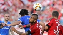 Bundesliga, Darmstadt-Bayern Monaco 0-3