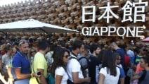 Expo 2015, code lunghissime al padiglione Giappone