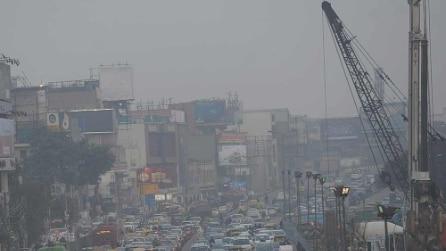 Le 10 città più inquinate al mondo, sei sono in India