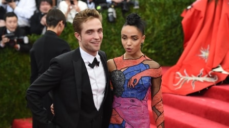 Robert Pattinson e la fidanzata FKA Twigs