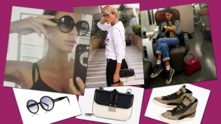 Stile da star: abiti, borse, scarpe e accessori delle celebrities