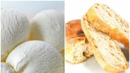 Una ricetta geniale: ecco come fare il pane con il gelato
