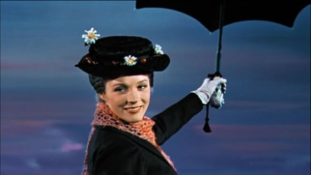 Julie Andrews - Le foto di scena