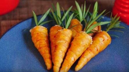 Credete siano carote? Vi sbagliate, si tratta di qualcosa di molto più gustoso