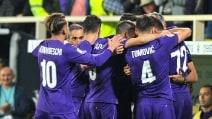 Le immagini di Fiorentina-Atalanta