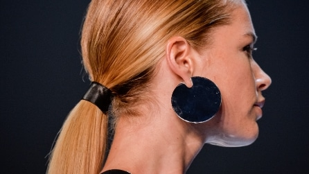 5 hair style dalla Parigi Fashion Week