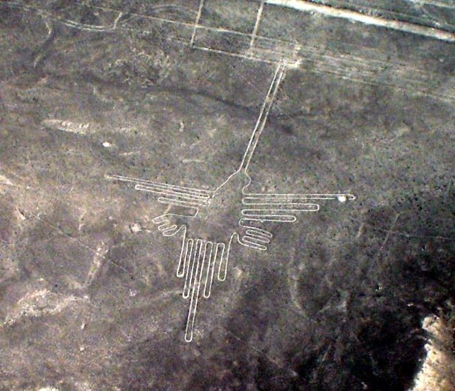 https://commons.wikimedia.org/wiki/File:Lignes_de_Nazca_D%C3%A9cembre_2006_-_Colibri_2.jpg
