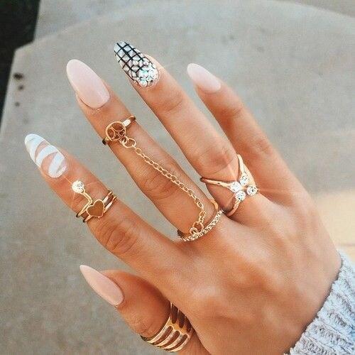 Perfette per chi ha la mano paffuta o le dita corte