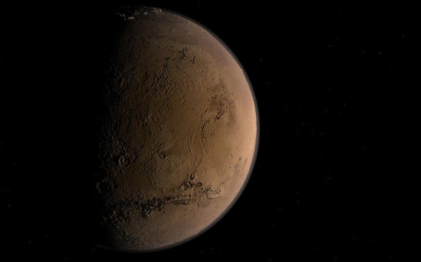 Nel 2003, un pezzo di roccia caduto sulla Terra da Marte è stato venduto per 450mila dollari in un'asta online.