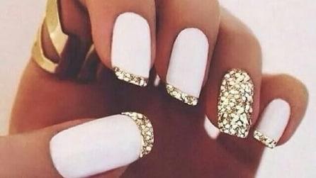 Autunno 2015: le unghie si vestono d'oro