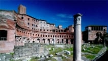 """Il """"museo del futuro"""" ai Mercati di Traiano"""