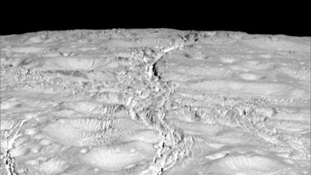 L'incredibile scoperta fatta su Encelado, una delle lune di Saturno