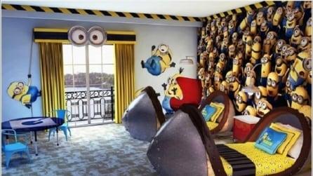 10 modi per arredare casa con i Minion