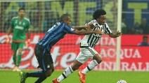 Inter-Juventus, le immagini