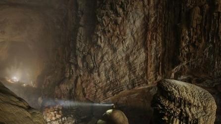 Son Doong Cave, la grotta più grande del mondo