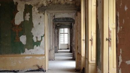 Acquistano un castello del 1700 e lo trasformano in una meravigliosa casa