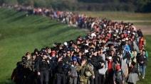 Il dramma senza fine dei profughi siriani