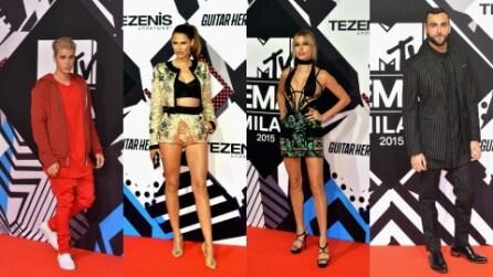 MTV EMA 2015: diamo i voti alle star sul tappeto rosso