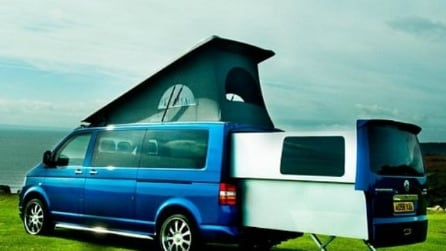 I 10 camper personalizzati più originali che abbiate mai visto