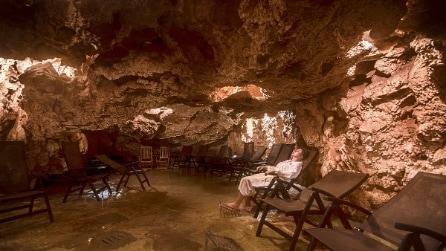 Grotta Giusti: spettacolari terme sotterranee in provincia di Pistoia