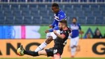 Serie A, le immagini di Sampdoria-Empoli