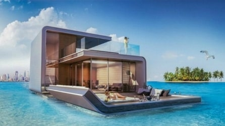Le 5 case galleggianti più incredibili che abbiate mai visto