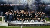 All Blacks vincono la World Cup Rugby: battuta l'Australia 34 a 17