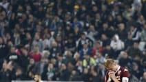 Juventus-Torino, le immagini del derby