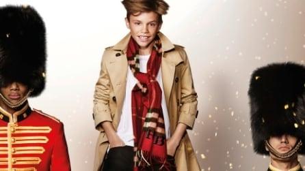 Burberry lancia la campagna natalizio: ecco il cast esclusivo