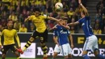 Borussia Dortmund-Schalke 3-2, le immagini