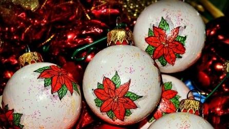 Le idee più originali per personalizzare le palline di Natale