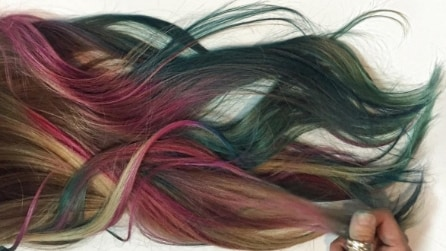 L'ultimo trend per i capelli: Mermicorn Hair