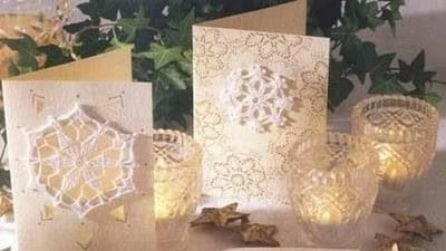 Le idee più originali per realizzare dei biglietti natalizi fatti a mano
