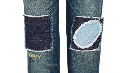 "I jeans personalizzati realizzati con ""Denim Addicts"""