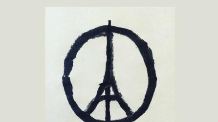 La strage di Parigi attraverso le immagini di artisti da ogni parte del mondo